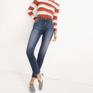 Madewell Slim Straight Jeans Hammond Wash